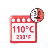 температура на изпичане