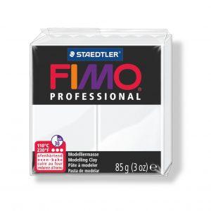 Глина Fimo Professional 8004 - 0 white