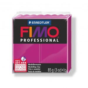 Глина Fimo Professional 8004 - 210 magenta