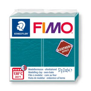 Fimo Leather 8010 - 369 lagoon