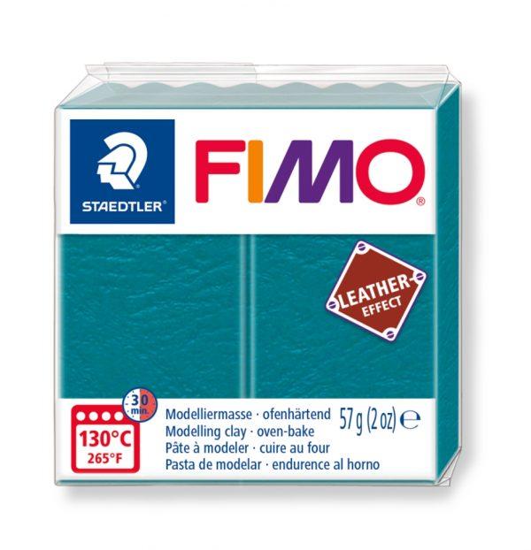 Fimo Leather 8010 - 369 lagoon
