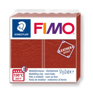 Глина Fimo Leather 8010 - 749 rust