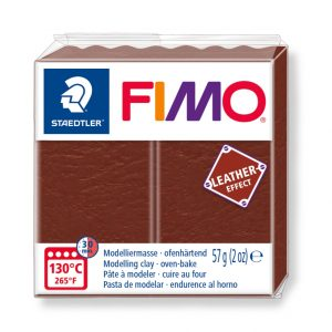 Fimo Leather - 779 nut