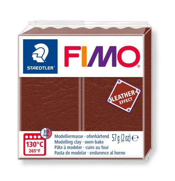 Fimo Leather - 779 nut