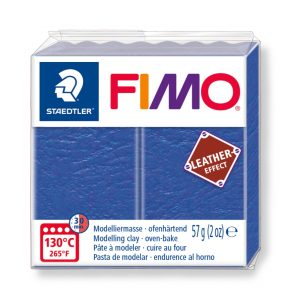 Fimo Leather 8010 - 309 indigo