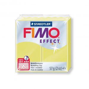 Полимерна глина Fimo Effect 8020 - 106 Citrus Quartz