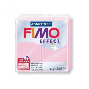 Полимерна глина Fimo Effect 8020 - 205 Pastel Rose