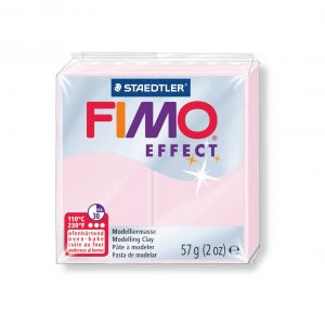 Полимерна глина Fimo Effect 8020 - 206 Rose Quartz