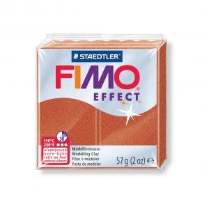 Полимерна глина Fimo Effect 8020 - 27 Metallic Copper