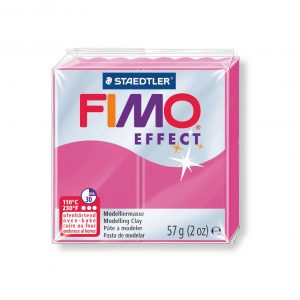 Полимерна глина Fimo Effect 8020 - 286 Ruby Quartz