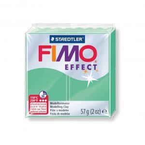 Полимерна глина Fimo Effect 8020 - 506 Jade Green