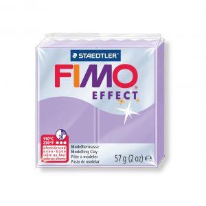 Полимерна глина Fimo Effect 8020 - 605 Pastel Lilac