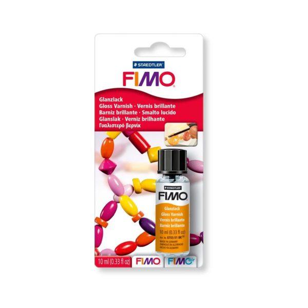 Лак гланц - Fimo gloss varnish 10мл