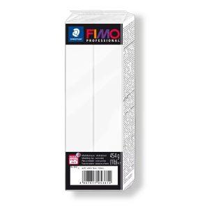 Глина Fimo Professional 8041-0 White