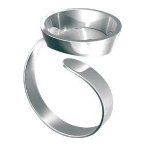 Форми за пръстен Fimo - кръгъл 8625-01