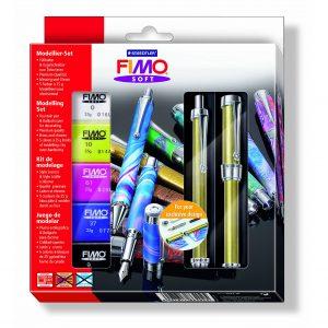 Комплект писалка и химикалка Fimo 8624-30