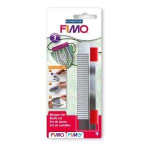 Комплект ножове Fimo blades 8700-04