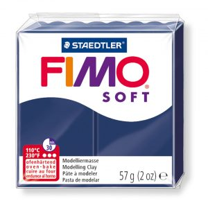 Глина Fimo Soft 35 windsor blue