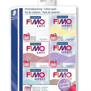 Комплект Candy Fimo Soft Effect 6