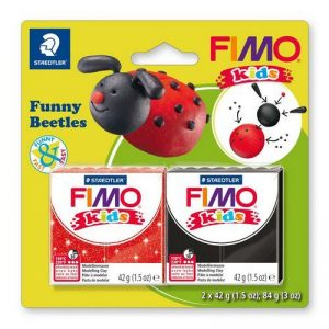 Fimo kids kit funny beetles 8035-12