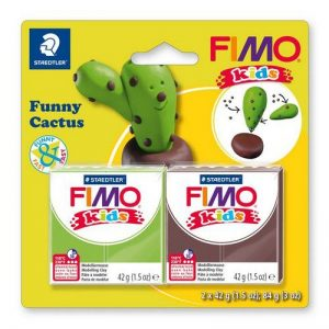 Fimo kids kit funny cactus 8035-13