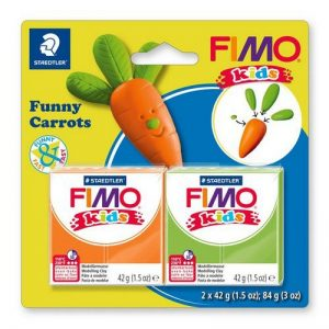 Fimo kids kit funny carrots 8035-14