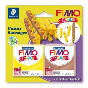 Fimo kids kit funny sausages 8035-16