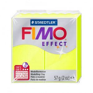 Fimo Effect 8010 101 Neon Yellow