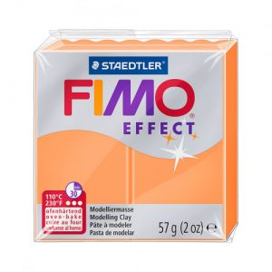 Fimo Effect 8010 401 Neon Orange