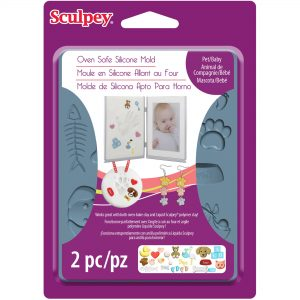 Молд за глина Pet/Baby Sculpey