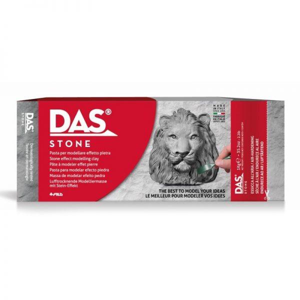 Самосъхнеща глина 1кг DAS Stone камък