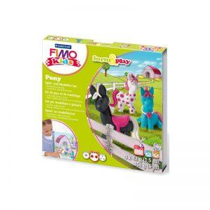 Fimo Кids Form&Play - 8034-08 - Pony