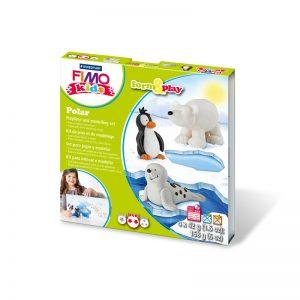 Fimo Кids Form&Play - 8034-15 Polar