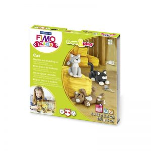 Fimo Кids Form&Play - 8034-16 Cat