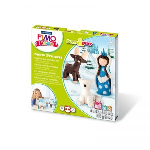 Fimo Кids Form&Play - 8034-18 - Snow Princess