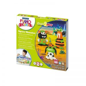 Fimo Кids Form&Play - 8034-17 - Space Monster