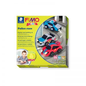 Fimo Кids Form&Play - 8034-29 - Police race