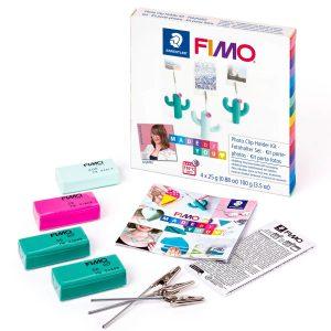 Комплект Photo clip holder kit с полимерна глина